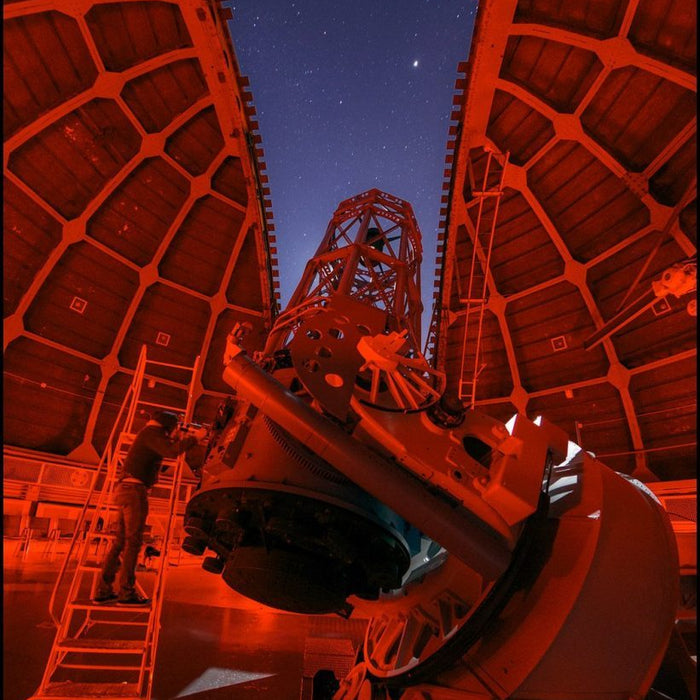Mount Wilson - How YOU can view through this AMAZING scope