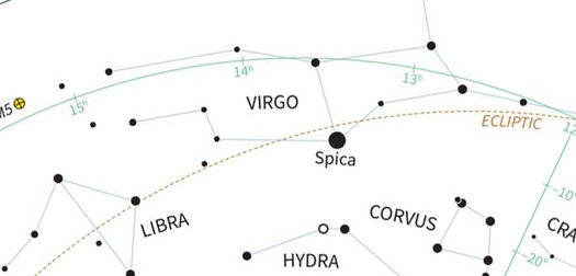 May Favorite Virgo is a Galactic Treasure Trove