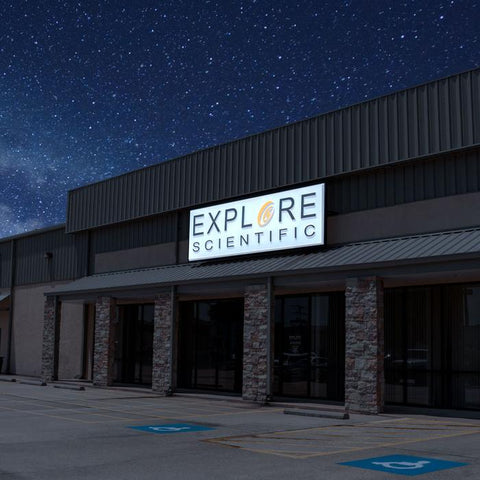 The Explore Scientific Headquarters in Springdale, Arkansas