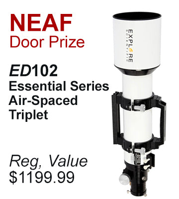 Enter to Win this Valuable Door Prize at NEAF The Virtual Experience