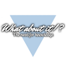"""What About It"" Logo"