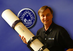Scott W. Roberts Announced Explore Scientific at the 2008 Astronomical League Convention