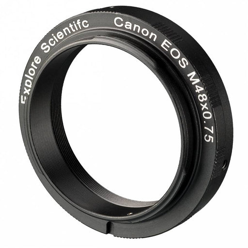 Explore Scientific Camera-Ring M48x0.75 for Canon EOS