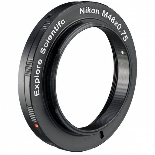 Explore Scientific Camera-Ring M48x0.75 for Nikon