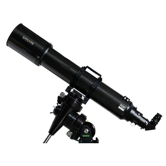 Explore Scientific ED152 Air-Spaced Triplet Telescope in Carbon Fiber - TED15208CF-HEXDD3