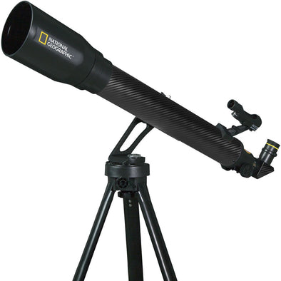 National Geographic™ CF700SM 70mm Carbon Fiber Refractor Telescope