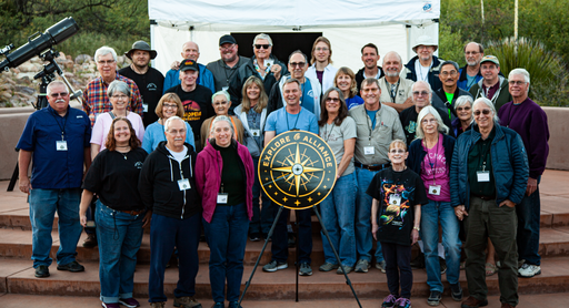 Explore Alliance Events: Second Annual David H. Levy Arizona Dark Sky Star Party and Astrophotography Workshops