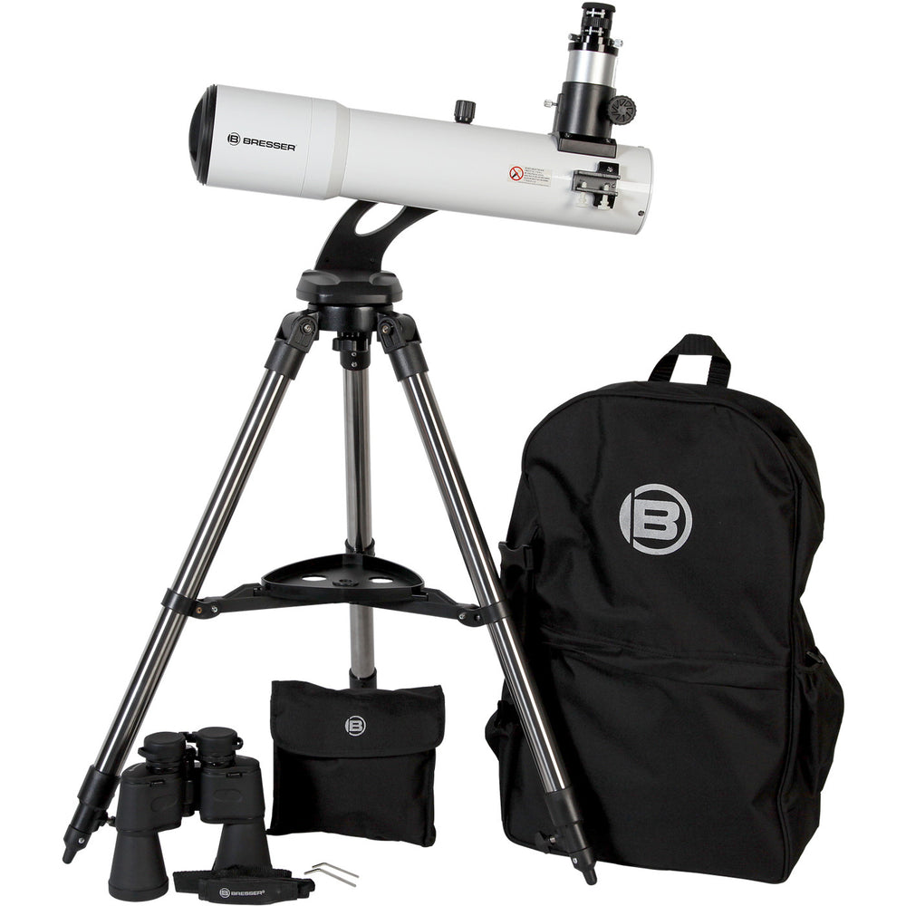 Bresser Comet Edition 102mm Refractor Kit Package Deal!