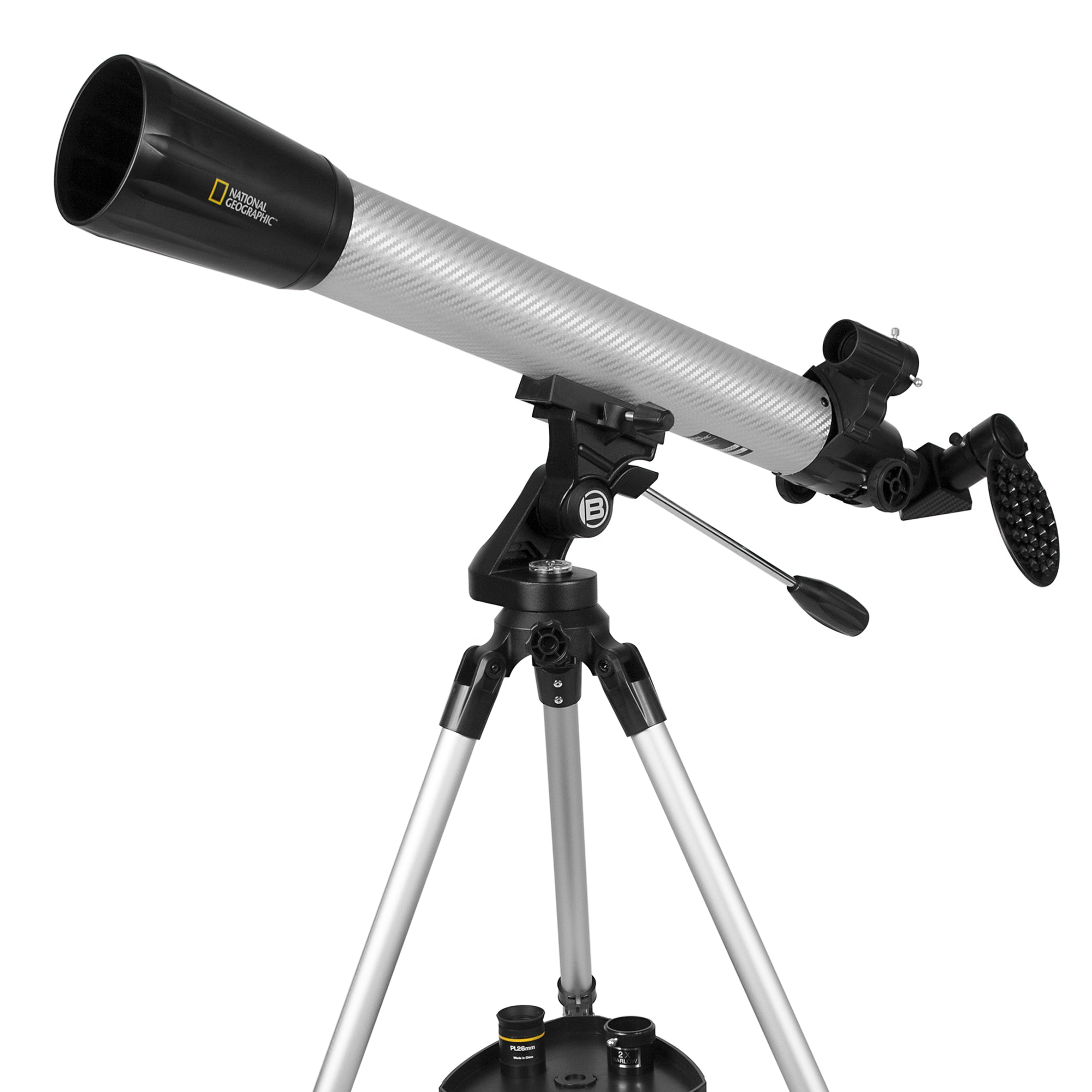This is an image of a telescope