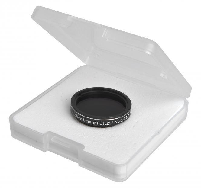 "Neutral Density Filter 1.25"" ND 0.9"