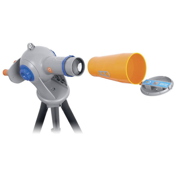 Discovery 3-in-1 Viewer Microscope Telescope Combo