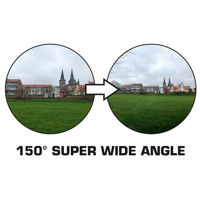 Bresser Clip-On 150° Super Wide-Angle Smartphone Lens