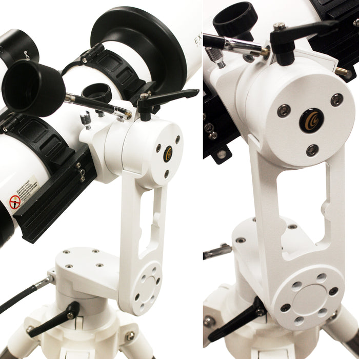 Explore Scientific AR127mm Refractor with Twilight I Package Deal!