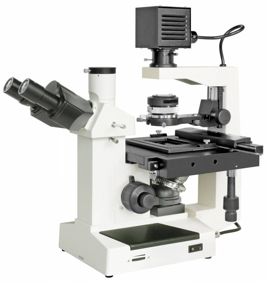 Bresser Science IVM 401 Microscope - 57-90000