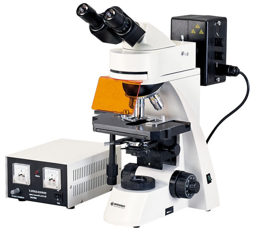 Bresser Science ADL 601 F 40-1000x Microscope - 57-70500