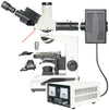 Science ADL 601 F 40-1000x Microscope