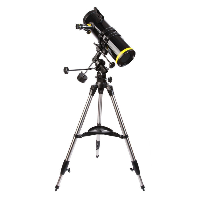 National Geographic NG114mm Newtonian Telescope w/ Equatorial Mount