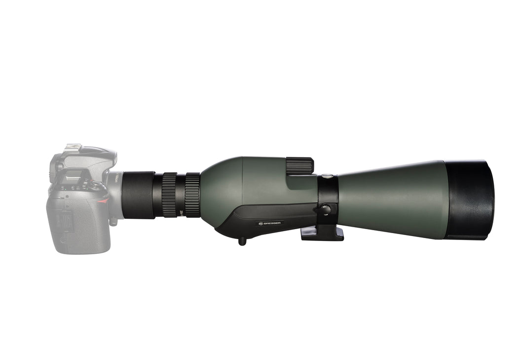 Condor 20-60x85 Straight View Spotting Scope