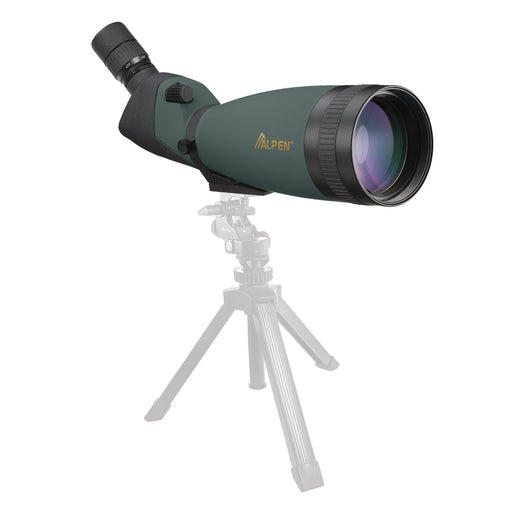 Alpen Shasta Ridge 25-75x100 Waterproof Spotting Scope