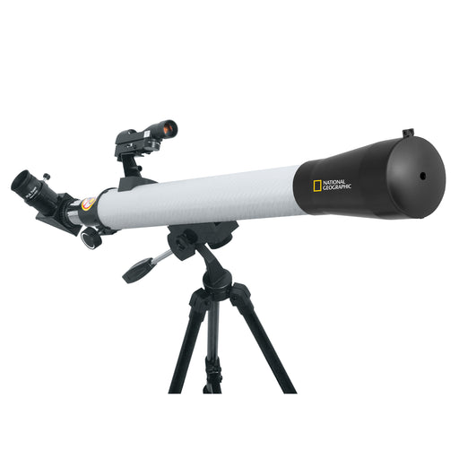 National Geographic 50mm CF600 Carbon Fiber Wrap Pan Handle Telescope