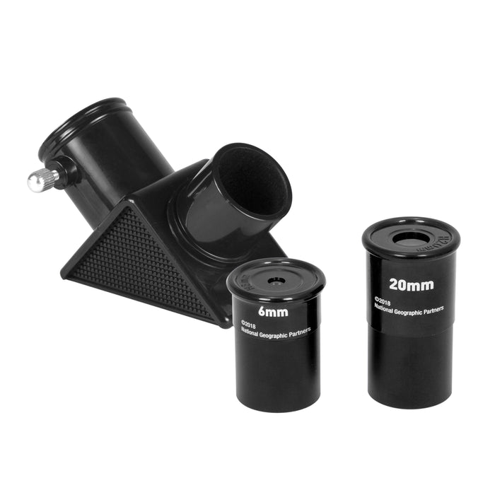 National Geographic 40mm Telescope and 900x Microscope Set