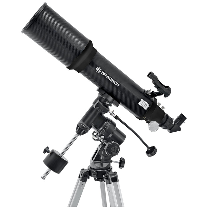 Bresser AR-102/600 102mm EQ-3 AT-3 Refractor Telescope