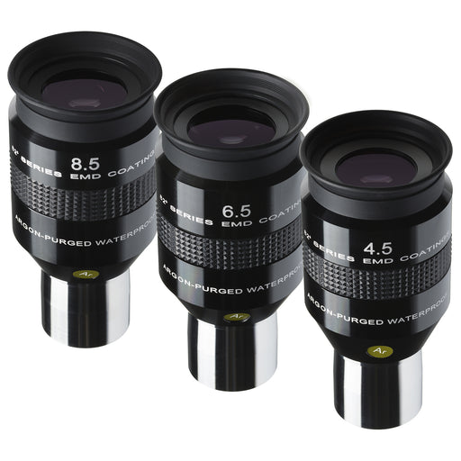 Explore Scientific 8.5mm 82° Series LER Waterproof Eyepiece - EPWP8285LE-01