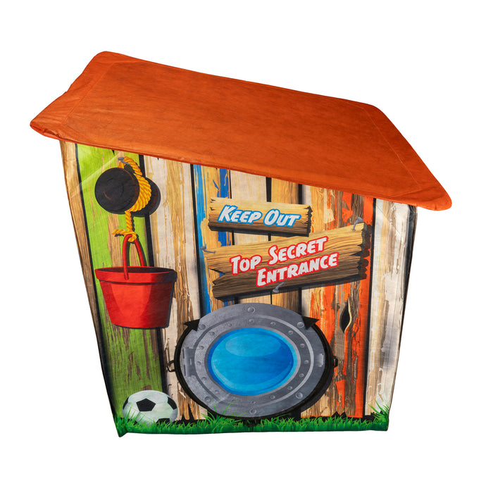 ExploreHut Clubhouse Playhouse
