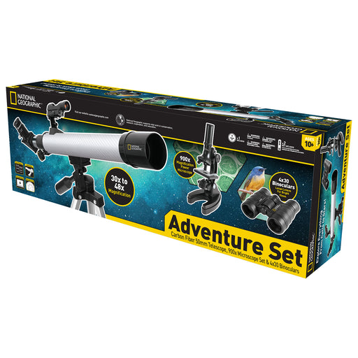 National Geographic Deluxe Adventure Set - ASTRA 2020
