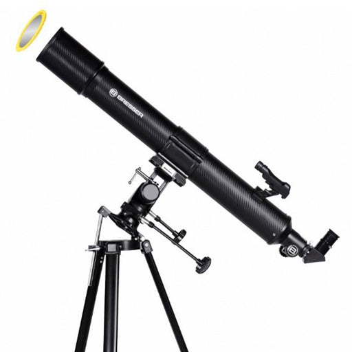 Bresser Taurus 90mm Refractor Telescope with AZ Mount - Auction