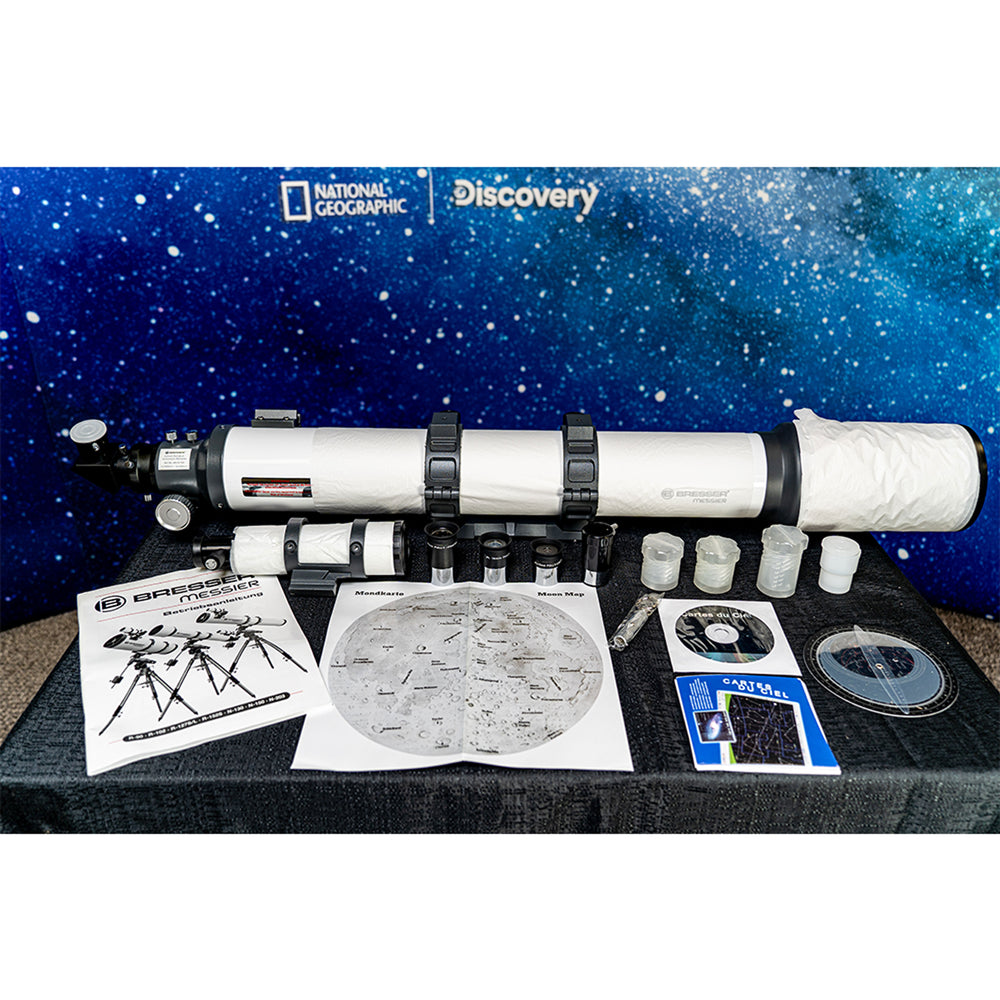 Bresser AR 102mm Telescope Kit - Auction