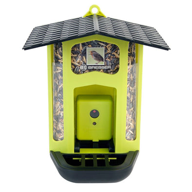 Bird Feeder Camera and Memory Card Combo
