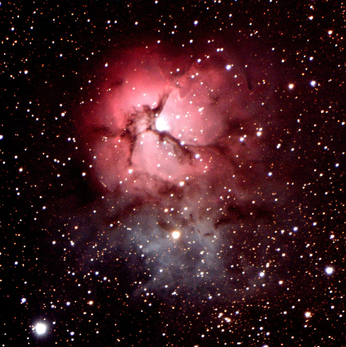 Live Internet Access - Make Astrophotographs while Controlling an FPL-53 165mm ED APO using the PMC-Eight via Remote Telescope Operation