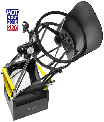 Explore Scientific - Generation II - 12-inch Truss Tube Dobsonian Telescope - DOB1245-00