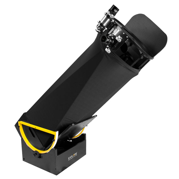 "Dobsonian Shroud for 10"" and 12"" Truss Tube DOB"