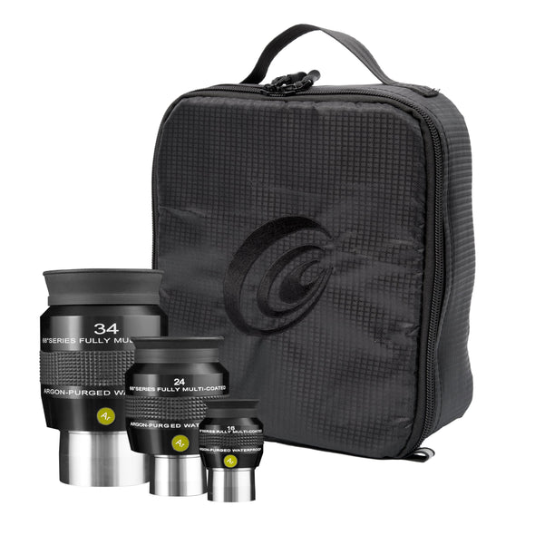 Explore Scientific 68° Waterproof Eyepiece Kit