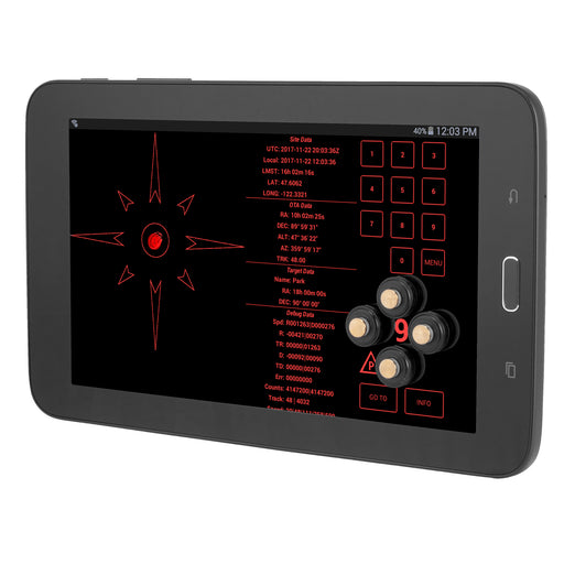 Explore Scientific Touch Screen Buttons for PMC-Eight - TSB4-00