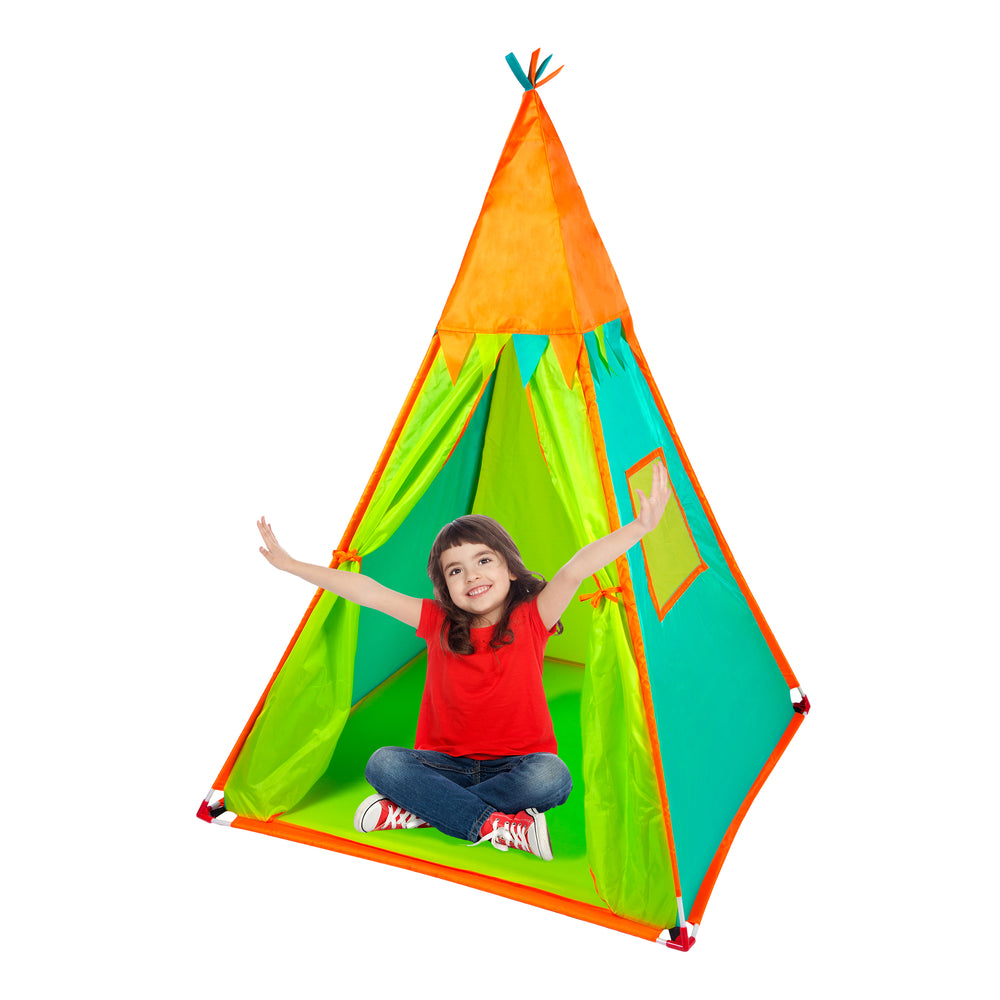 ExploreHut Teepee Play Tent