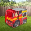 Fire Engine Collapsible Tent