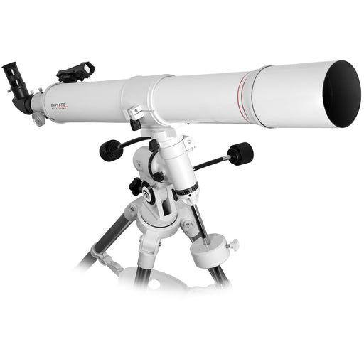Explore FirstLight 80mm Refractor Telescope with EQ3 Mount - FL-AR80900EQ3