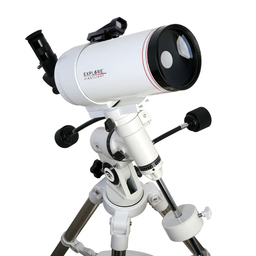 Explore FirstLight 100mm Mak-Cassegrain Telescope with EQ3 Mount - FL-MC1001400EQ3