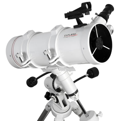 Explore FirstLight 114mm Newtonian with EQ3 Mount - FL-N114500EQ3