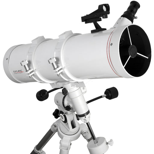 Certified Pre-Owned FirstLight 130mm Newtonian Telescope with EQ3 Mount - CPO-FL-N130600EQ3