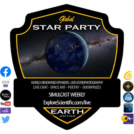 Explore Alliance - Global Star Party