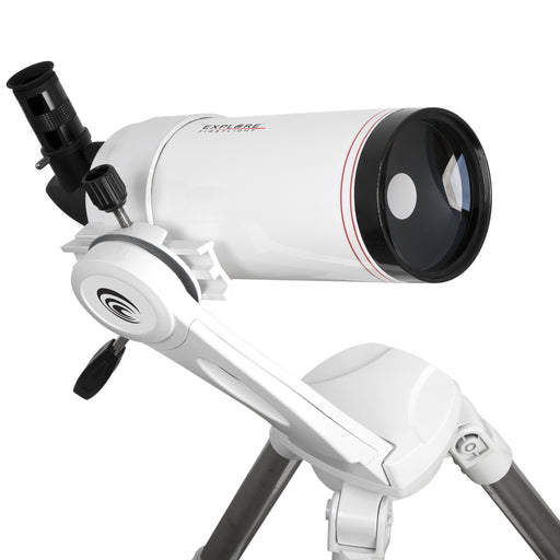 Explore FirstLight 100mm Mak-Cassegrain Telescope with Twilight Nano Mount - FL-MC1001400TN