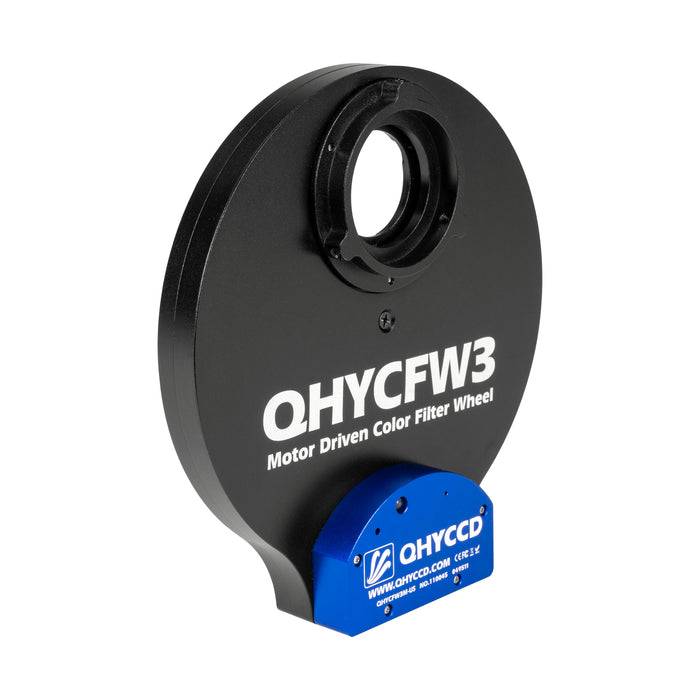 QHYCFW3M- Motor Driven Color Filter Wheel