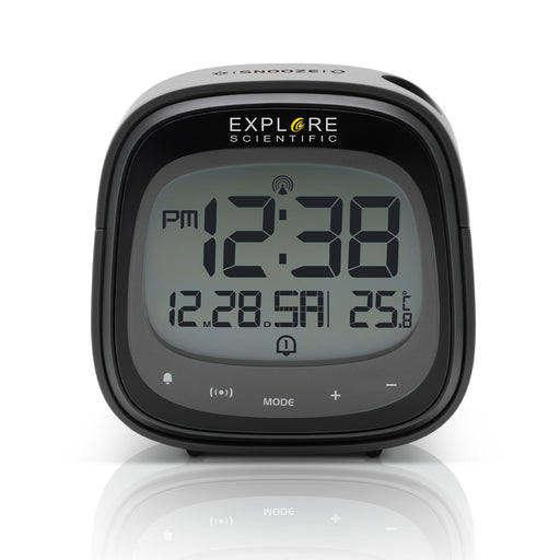 Explore Scientific Touch Key Radio Controlled Projection Clock