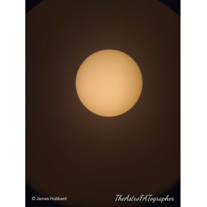 Sun Catcher Variable Large Aperture Solar Filter