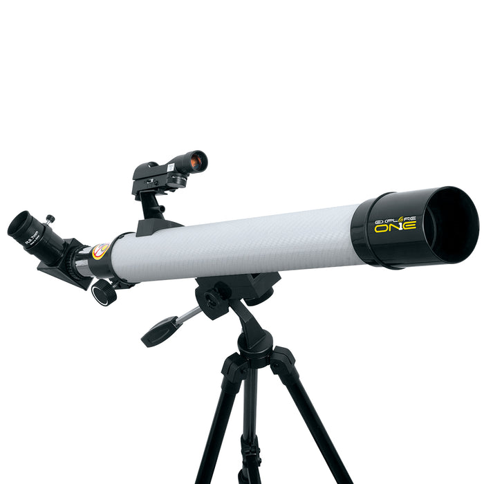 Explore One 50mm CF600 Refractor Telescope - 88-10050CF