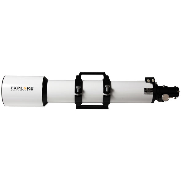 FCD1 Series 127mm /7.5 Essential Aluminum Air-Spaced Triplet ED APO Refractor